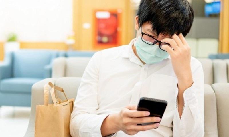 موبائل فون کورونا وائرس کا شکار بناسکتا ہے، تحقیق