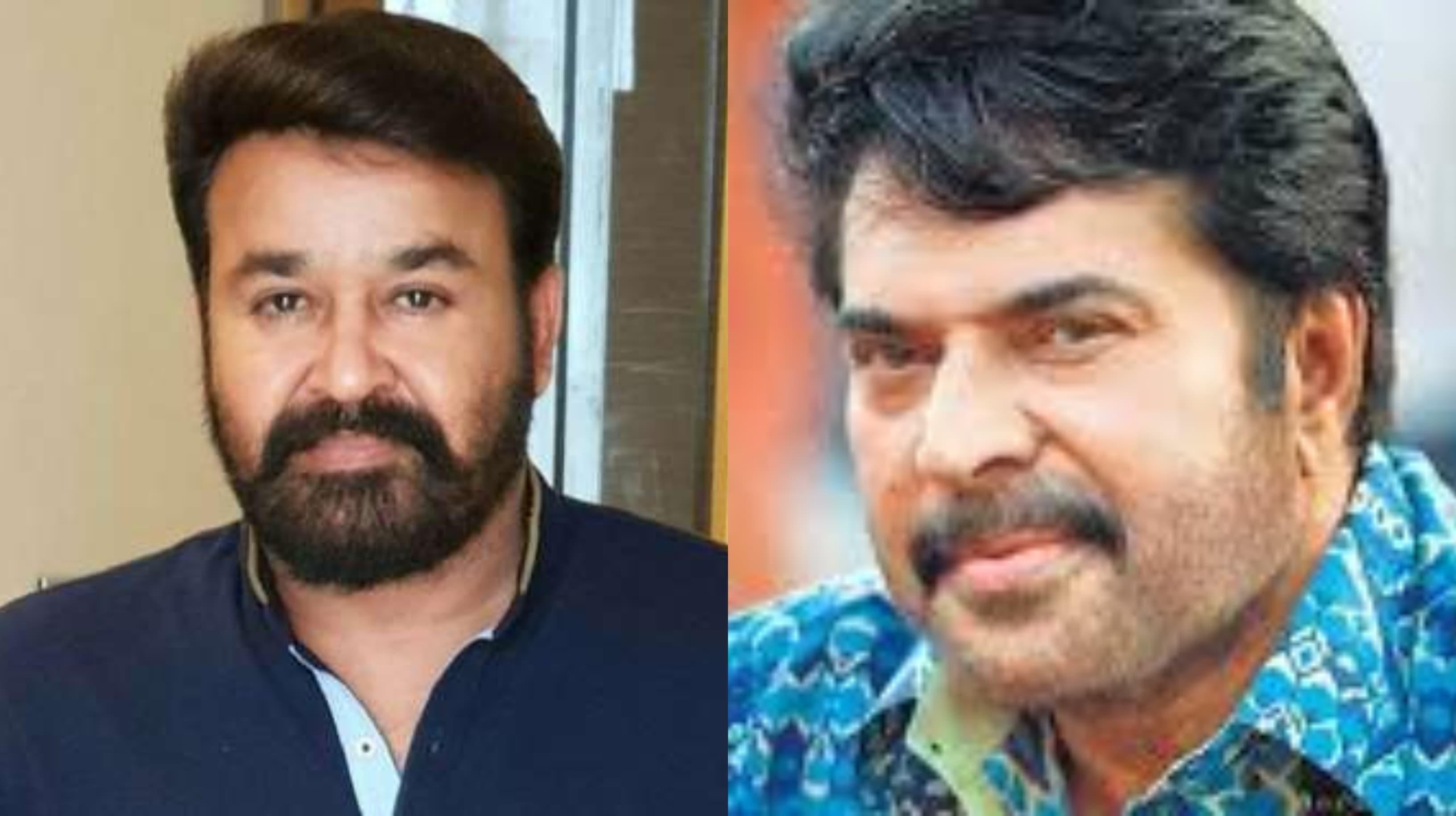 Mohanlal and Mammootty are megastars of Malayalam cinema
