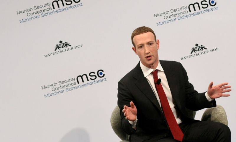 "Facebook CEO Mark Zuckerberg outlined his idea in 2018 for a ""supreme court"" that would be able to consider the difficult decisions on what to allow and remove on the leading social network. — AFP/File"