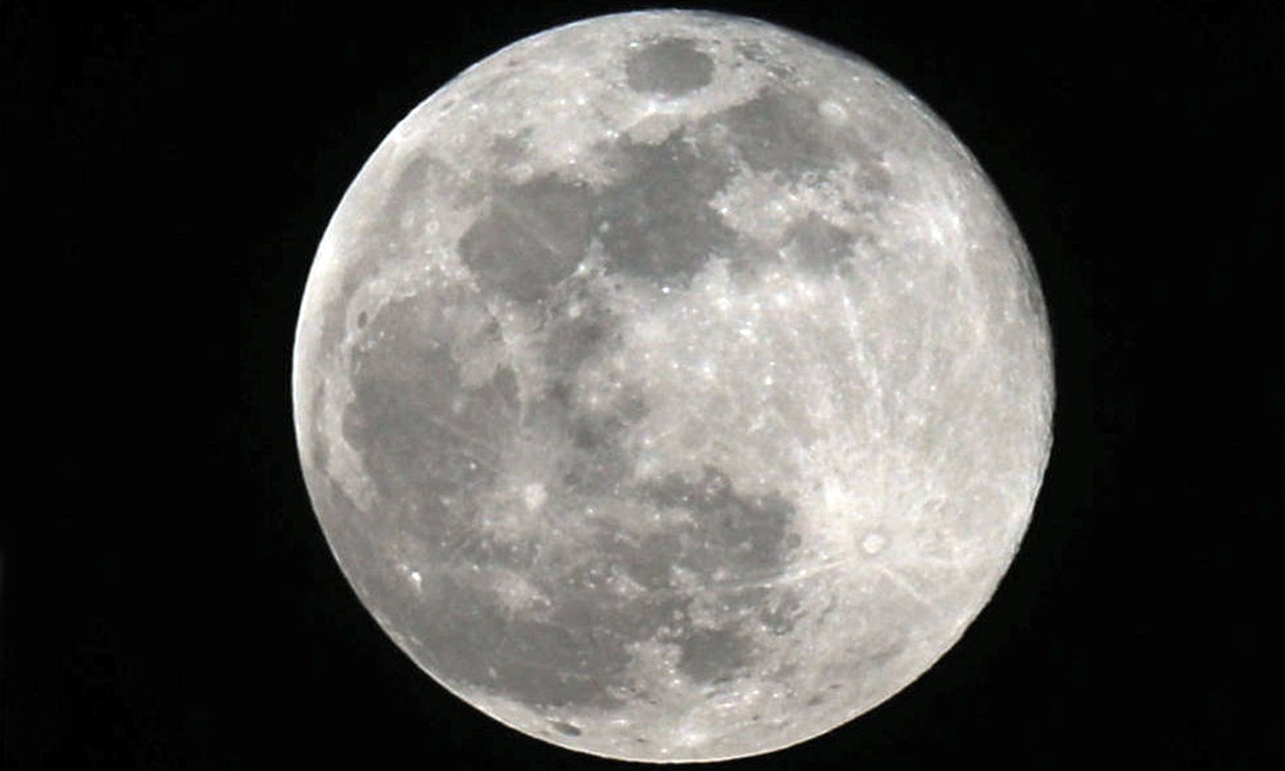 The full moon, also known as Supermoon or Flower Moon, is pictured in Cairo, Egypt, May 7. — Reuters