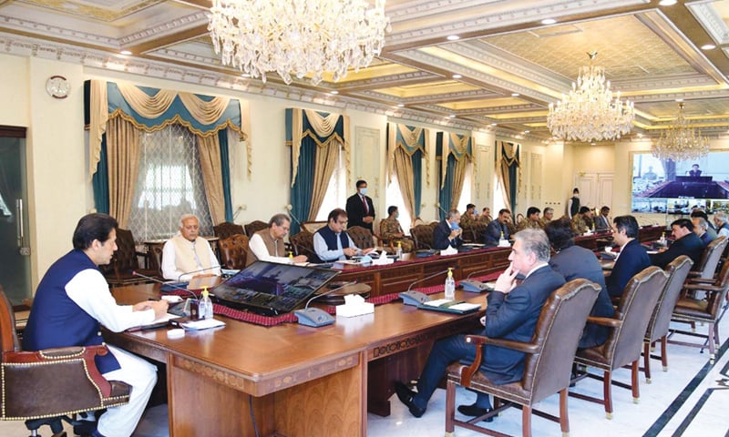 Imran announces gradual lifting of lockdown