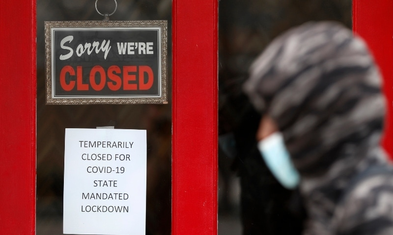 Pandemic destroys 20.5m US jobs in April in historic collapse