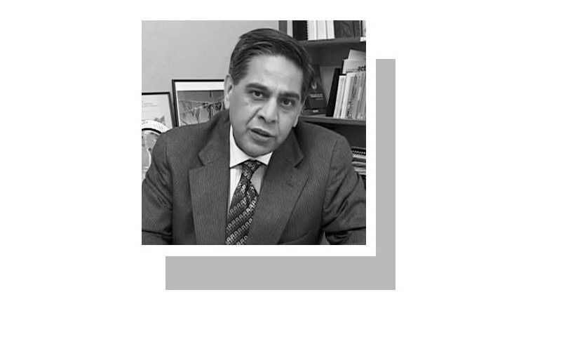 The writer is an Islamabad-based expert on climate change and development.