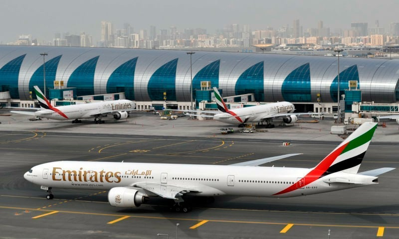 Emirates predicts 18-month lull in air demand
