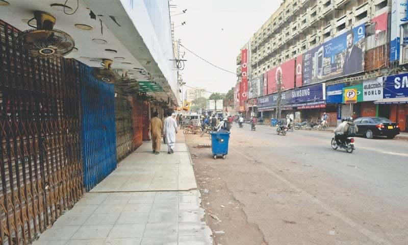 ایس او پیز پر اتفاق، سندھ میں پیر سے صبح 8 سے شام 5 تک دکانیں کھولنے کی اجازت