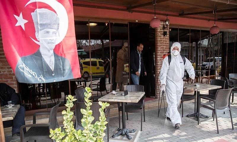 ترکی میں کورونا مریضوں کی کھوج کیلئے ڈاکٹرز کی جاسوس ٹیمیں تشکیل