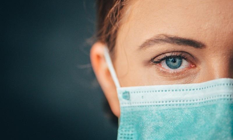 آنکھیں کوورونا وائرس کے لیے اہم گزرگاہ قرار