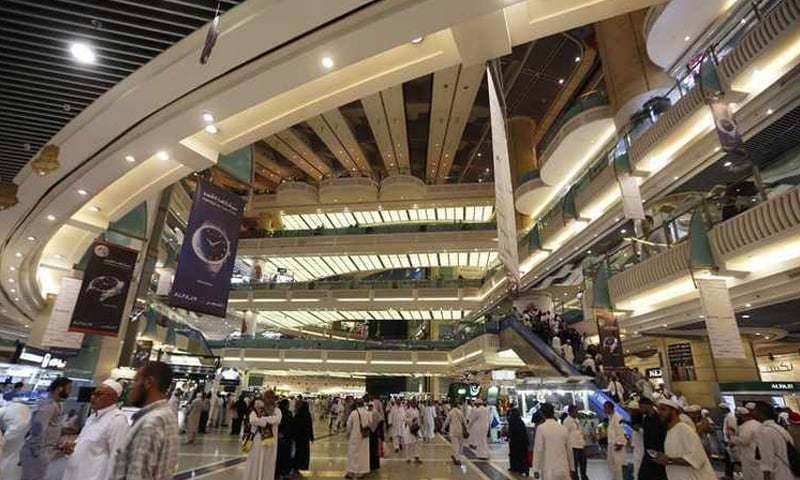 With year-round Umrah, restaurants and cinemas shut down and oil in a slump, a 5 to 15pc increase in VAT is expected. — AFP/File