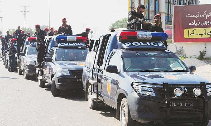 سندھ پولیس کا ایک اور افسر کورونا کا شکار ہو کر انتقال کرگیا