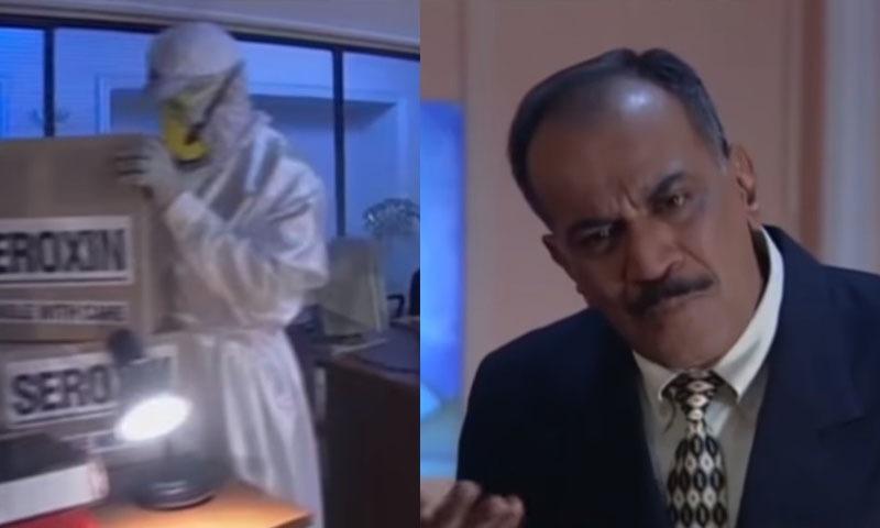 بھارتی شو 'سی آئی ڈی' میں بھی کورونا جیسی وبا کی پیش گوئی کی گئی؟
