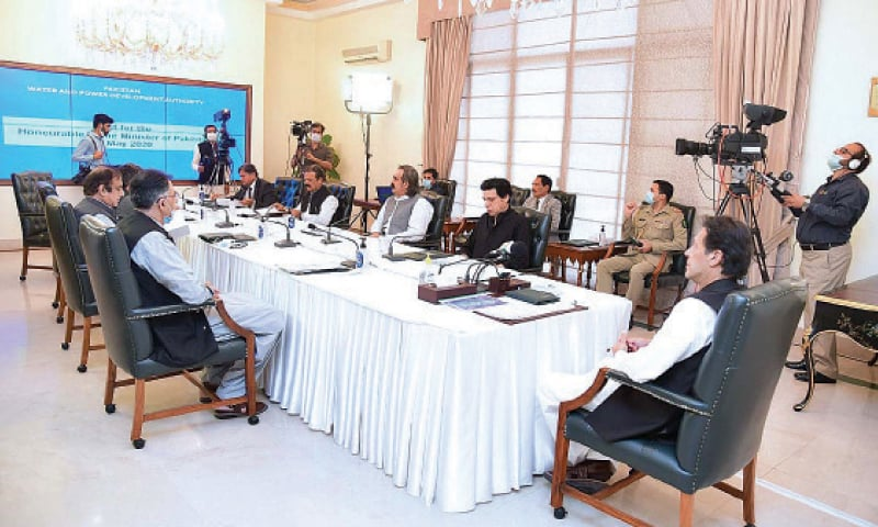 PM prioritises construction of dams