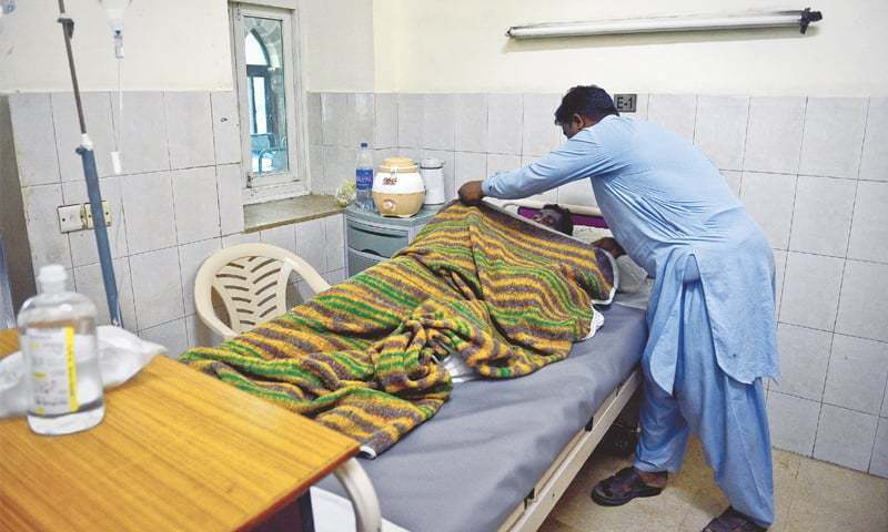 84pc of Covid-19 deaths reported in Peshawar hospitals