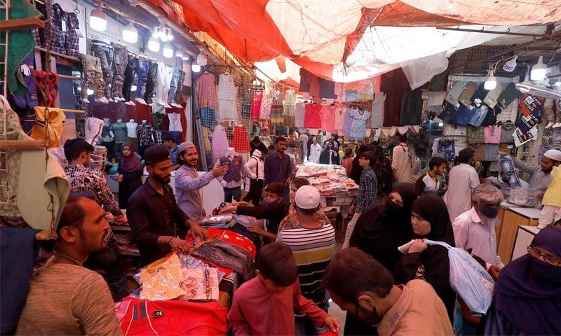 ایس او پیز کی خلاف ورزی کرنے والی مارکیٹوں کو سیل کردیا جائے، چیئرمین کراچی تاجر اتحاد