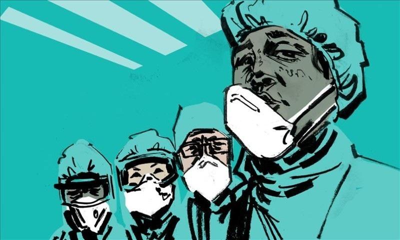نرسوں کا عالمی دن: کورونا کے خلاف جنگ میں فرنٹ لائن پر لڑنے والوں کو سلام