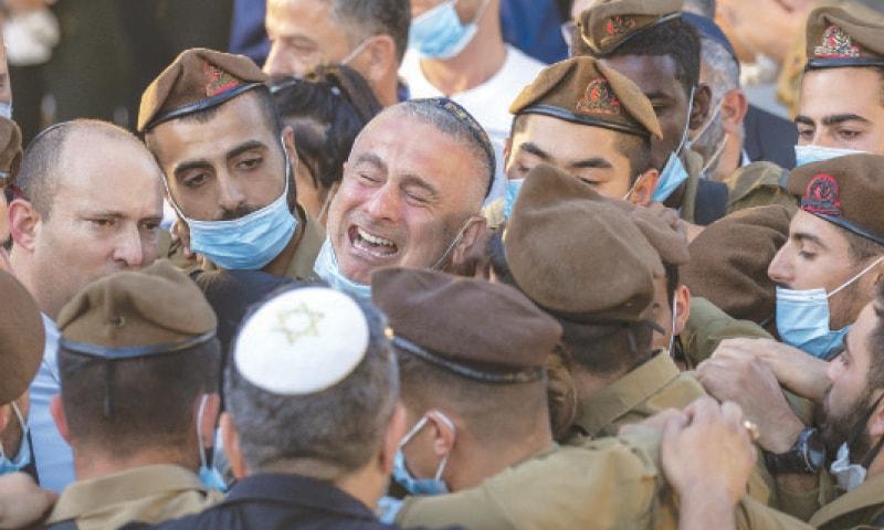 Palestinian kills Israeli soldier in West Bank  ahead of annexation talks