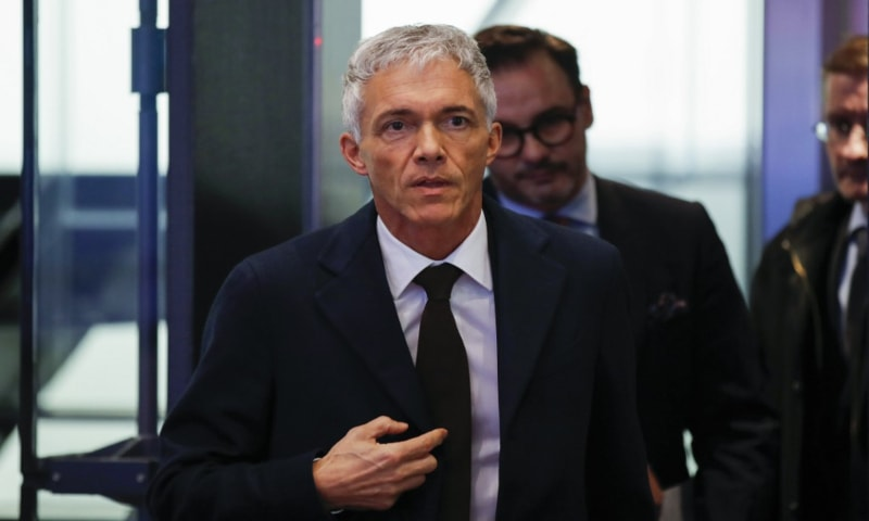 Swiss Attorney General Michael Lauber has been accused by anti-corruption campaigners of botching a fraud trial. ⁠— AFP