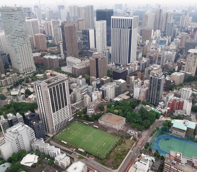ٹوکیو کا ایک نظارہ—خرم سہیل