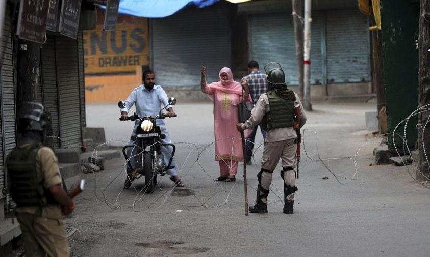 پاکستان کامقبوضہ کشمیر میں ماورائے عدالت قتل کے واقعات پر شدید اظہار مذمت