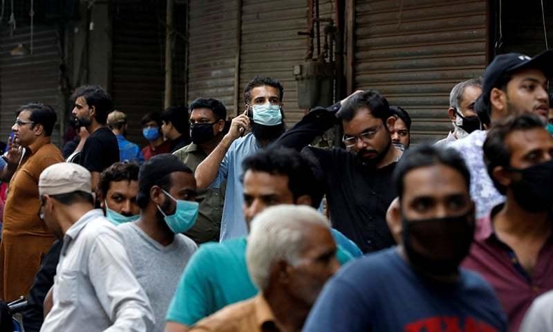کورونا وائرس: پاکستان میں کیسز 38 ہزار سے زائد، اموات 823 ہوگئیں
