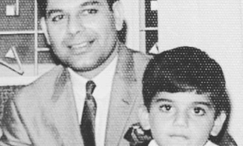 نازیہ اور زوہیب حسن کے والد چل بسے