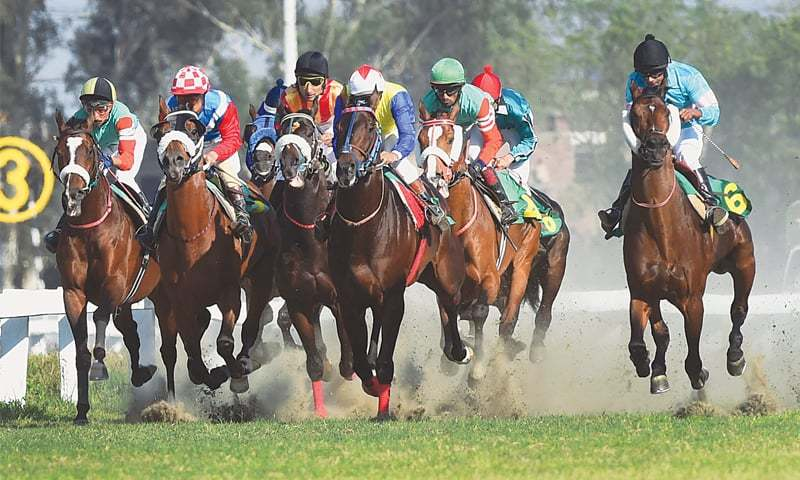 Horseracing set for resumption in Lahore on June 7