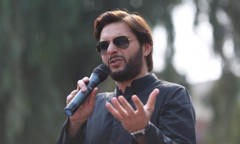 شاہد خان آفریدی—فائل فوٹو: فیس بک