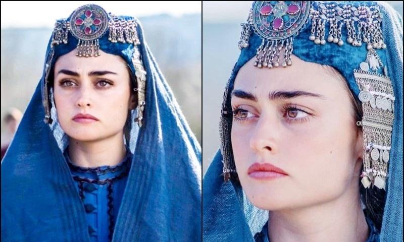 'ارطغرل غازی' میں 'حلیمہ' کا کردار ادا کرنے والی اداکارہ پاکستان آنے کے لیے بیتاب