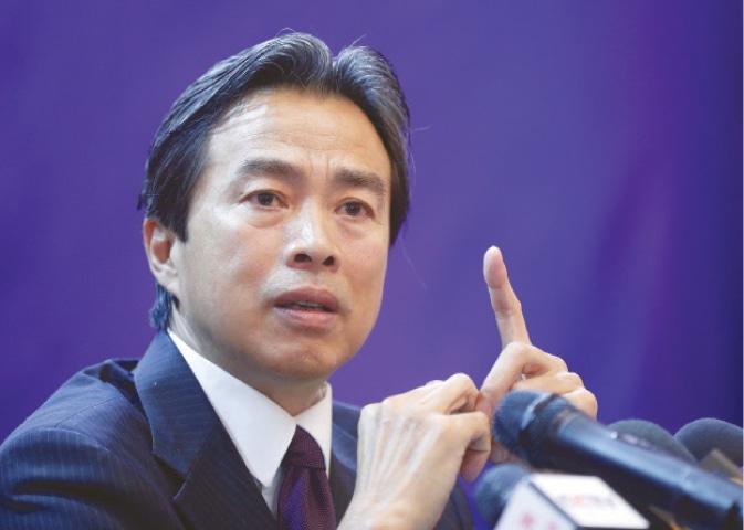 Du Wei—Reuters