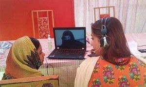 بیرون ممالک سے 400 خواتین ڈاکٹر سندھ میں کورونا مریضوں کی نگرانی میں مصروف