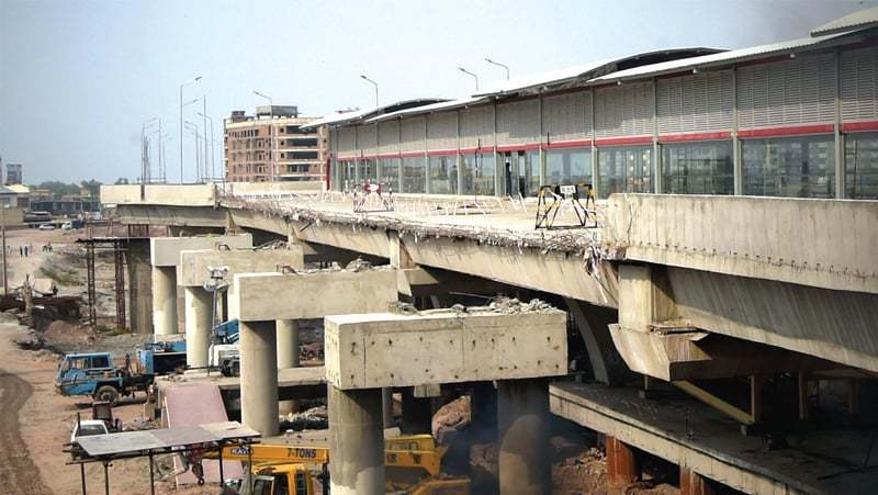 Minister says project is cheapest in all metro projects ever executed in country. — Dawn/File