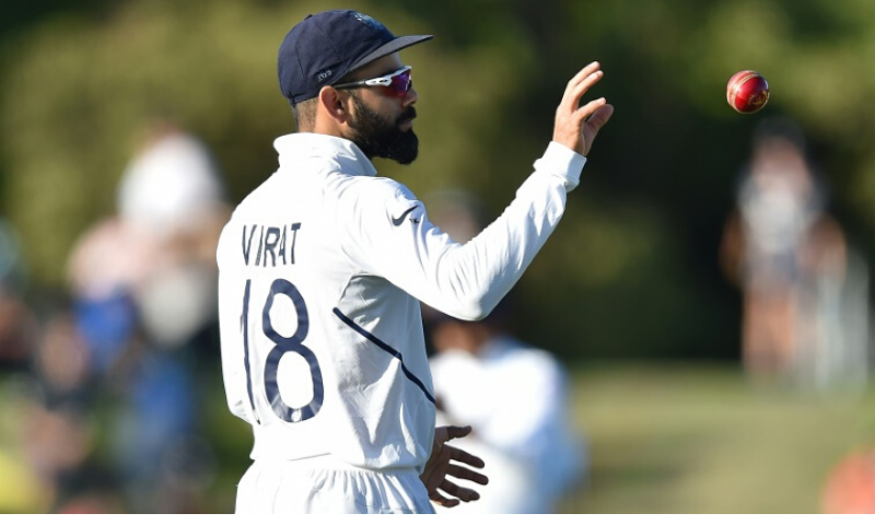Virat Kohli lost his father at the age of 18. — AFP/File