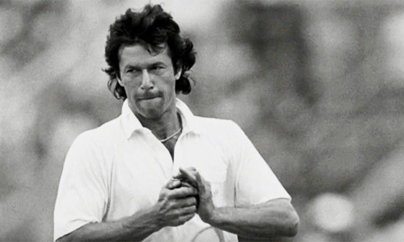 جب عمران خان ٹیسٹ ٹیم میں جگہ بنانے کے لیے مشکلات کا شکار تھے