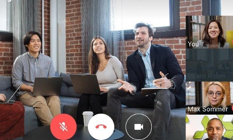 گوگل کی مفت ویڈیو کانفرنسنگ سروس استعمال کرنا سیکھیں
