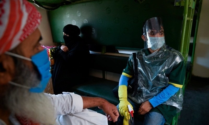 کورونا وبا: پاکستان میں ایک ہزار سے زائد اموات، مصدقہ کیسز 47 ہزار 259 ہوگئے