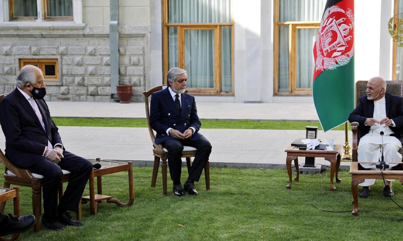 US envoy Zalmay Khalilzad demands reduction in violence in Afghanistan
