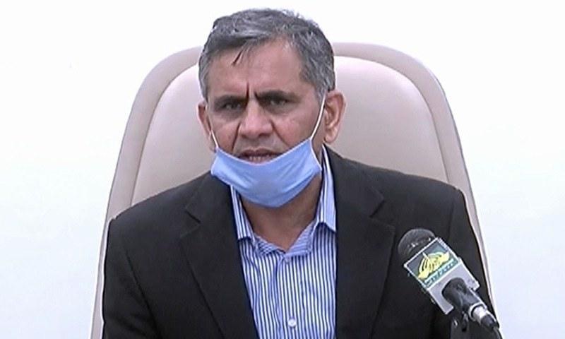 ارشد ملک کے مطابق ریسکیو آپریشن جاری ہے جسے مکمل ہونے میں دو سے تین روز لگیں گے — فوٹو: ڈان نیوز