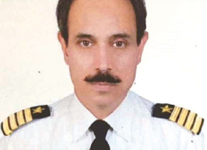Captain Sajjad Gul