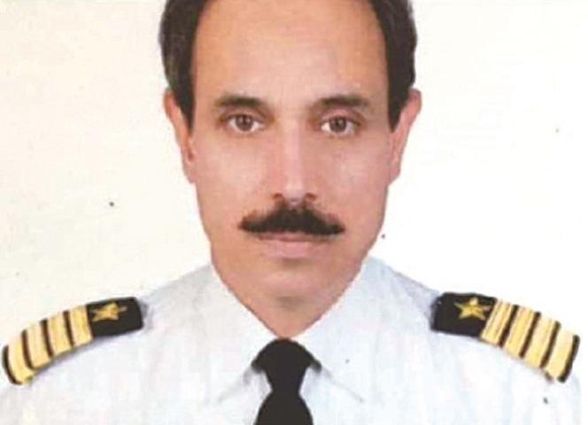 Captain Sajjad Gul