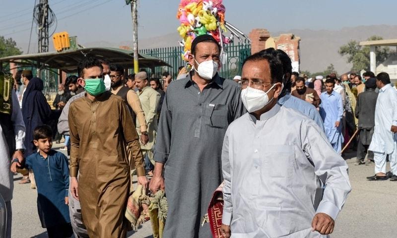 Pakistan's coronavirus cases surpass 56,000