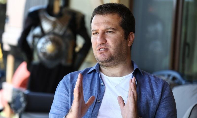 محمد بوزداغ، فوٹو بشکریہ Anadolu Agency