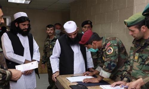 امریکا، طالبان کا قیدیوں کی رہائی سے متعلق افغان حکومت کے 'اعلان' کا خیر مقدم