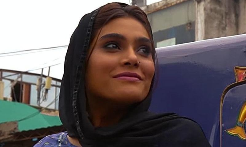 یہ زارا عابد کی پہلی اور آخری فلم ثابت ہوئی، فوٹو: یوٹیوب اسکرین شاٹ