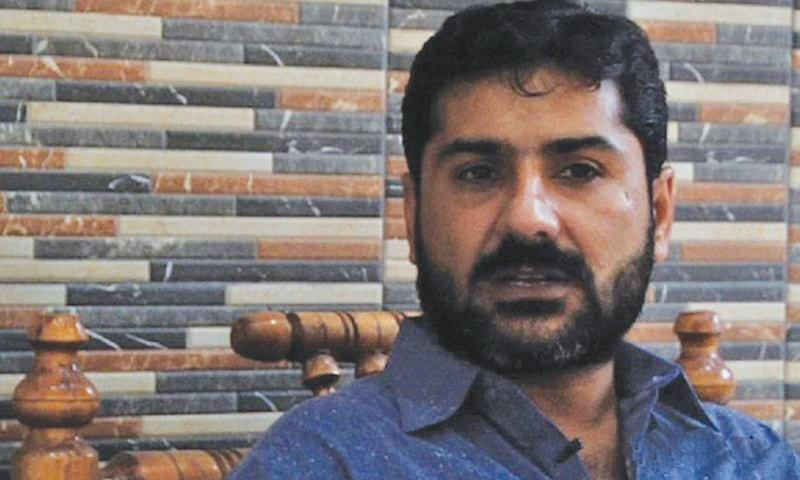 Uzair Baloch was convicted without jurisdiction and cogent evidence, says his mother's counsel. — Dawn/File
