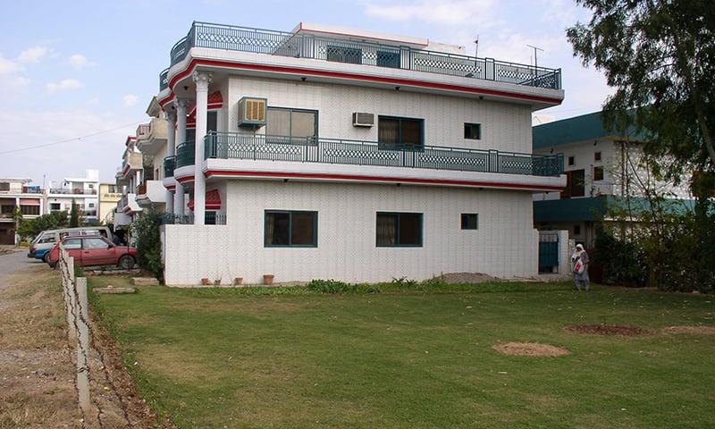 ساڑھے 4 ہزار روپے میں لیا گیا وہ گھر