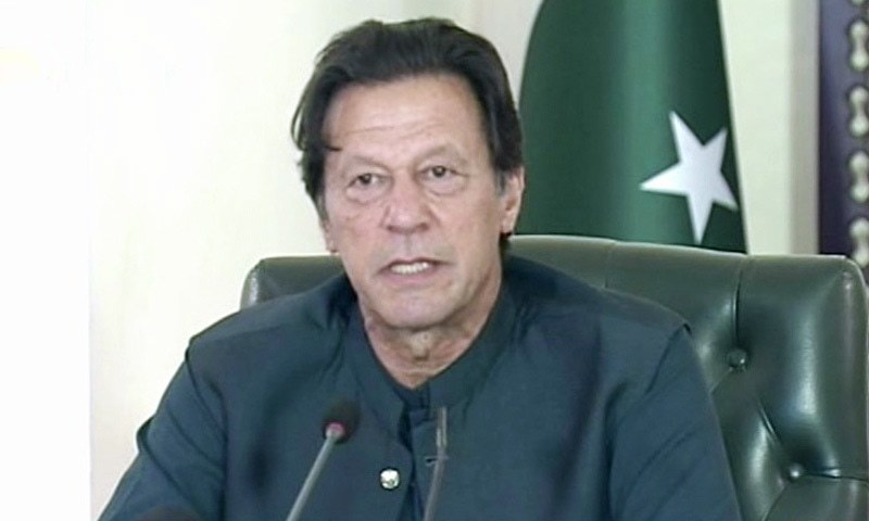 Covid-19 is a global problem, requires global solution, reiterates PM Imran