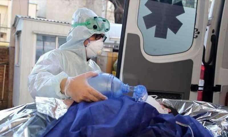 ڈاکٹر زبیر احمد کو علاج کے لیے شیخ زید ہسپتال کوئٹہ میں داخل کیا گیا تھا—فائل فوٹو: ٹوئٹر