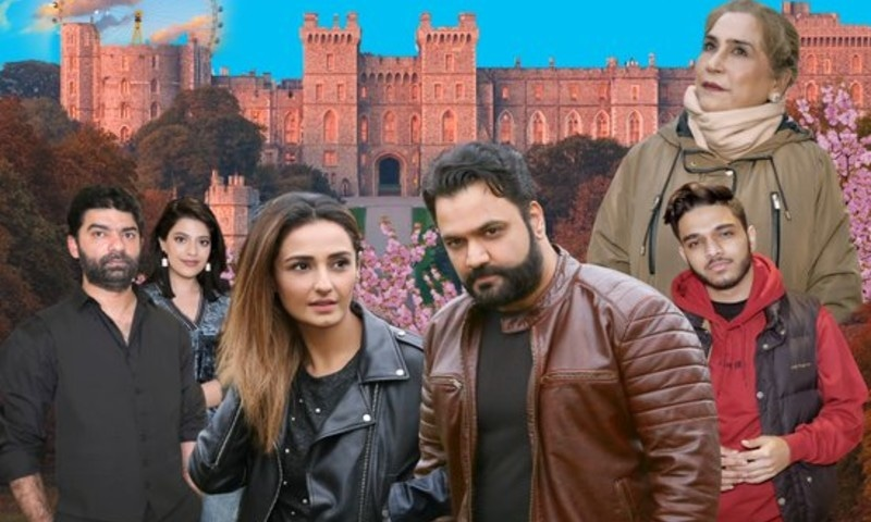 پاکستانی فلم 'آزاد' ٹی وی پر ریلیز ہوگی
