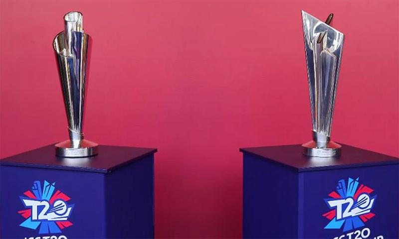ٹی20 ورلڈ کپ رواں سال آسٹریلیا میں شیڈول ہے— فائل فوٹو بشکریہ آئی سی سی