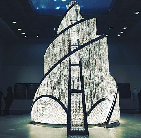 Fountain of Light (2007), Ai Weiwei