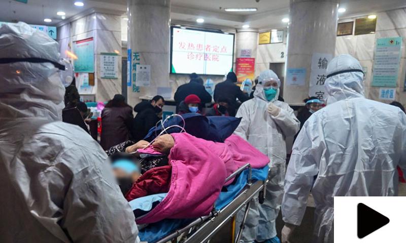 پاکستان میں کورونا کے بڑھتے کیسز، ہسپتالوں میں جگہ کم پڑنے لگی